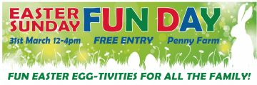 Easter Fun Day banner
